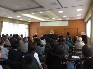 20151101 扇辰落語会